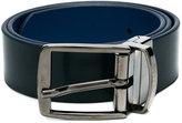Armani Junior square buckle belt