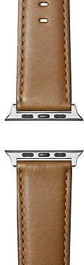 Shinola Aniline Leather Strap for Apple Watch, 24mm