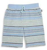 Splendid Toddler's & Little Boy's Colorblock Cotton Shorts