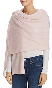 C by Bloomingdale's Cashmere Travel Wrap - 100% Exclusive