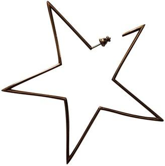 Stella McCartney Gold Metal Earrings