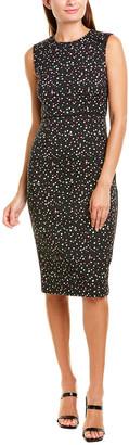 Diane von Furstenberg Pace Sheath Dress