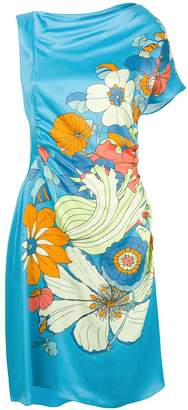 Peter Pilotto floral design shift dress