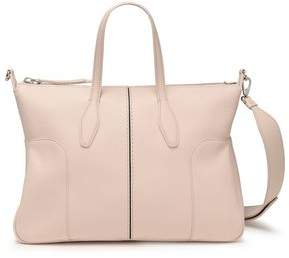 Tod's Pebbled-leather Tote