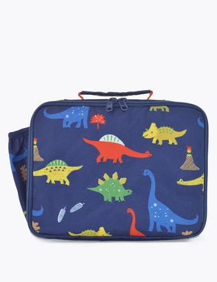 Marks and Spencer Kids' Dinosaur Print Lunch Box Bag