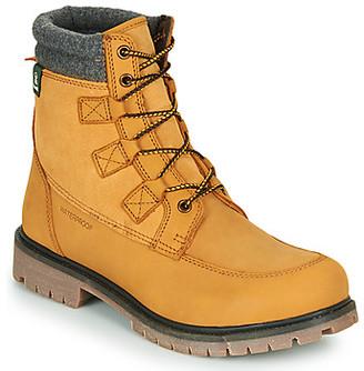 Kamik TAKODA M men's Mid Boots in Beige