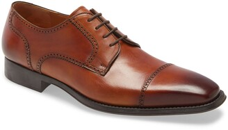 Magnanni Carl Cap Toe Derby