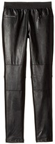 Ella Moss Jacey Faux Leather Pants Girl's Casual Pants