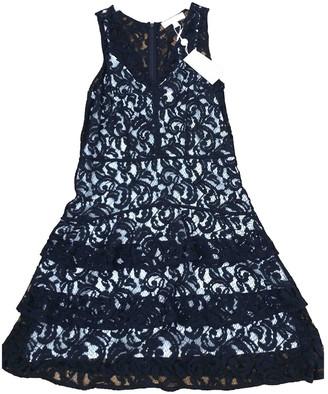 Michael Kors Blue Lace Dress for Women