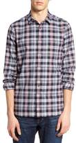 French Connection Men's Check Twill Shirt