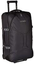 Pacsafe EXP29 Venturesafe Anti-Theft Wheeled Luggage (Black) Luggage