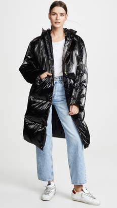 Toga Pulla Shiny Down Coat