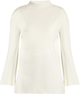 ADAM by Adam Lippes Open-back wool sweater