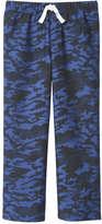 Joe Fresh Kid Boys' Drawstring Sleep Pant, Blue Jay (Size S)