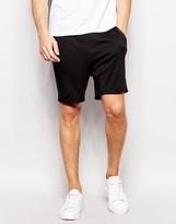 Hugo By Hugo Boss Sweat Shorts With Nylon Waistband