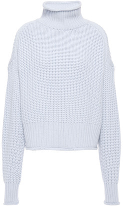 Autumn Cashmere Knitted Turtleneck Sweater