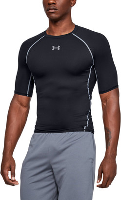 Under Armour Men's UA HeatGear Armour Short Sleeve Compression Shirt
