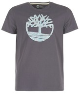 Timberland SS KENNEBEC RIVER PATTERN TREE TEE ANTHRACITE