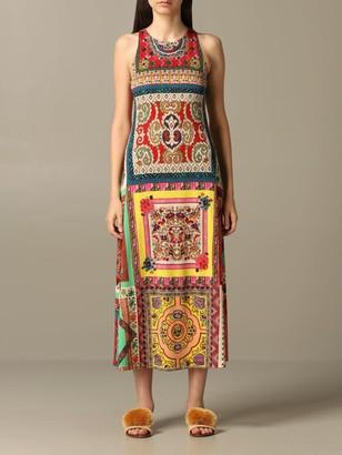 Etro Long Patterned Dress