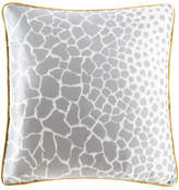 "Roberto Cavalli Jerapha Silk Pillow, 23""Sq."
