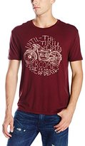 Lucky Brand Men's Thrill of Speed Graphic Tee