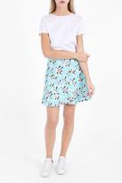 Paul & Joe Sister Tourterelle Bird Print Skirt