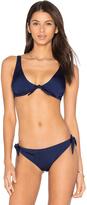Eberjey Beach Glow Cassidy Bikini Top