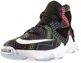 Nike Lebron XIII BHM (GS) Basketball Shoe 5 Kids US