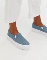 online here run shoes cute cheap Womens Asos Plimsoll - ShopStyle UK
