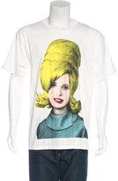 Jeremy Scott Big Hair Graphic T-Shirt w/ Tags
