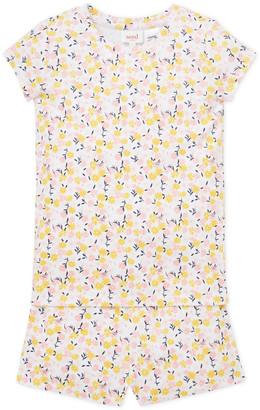 Seed Heritage Ditsy Short Sleeve Pyjama No