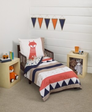 Thumbnail for your product : Carter's Southwest Print 4-Piece Toddler Bedding Set Bedding