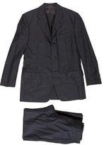 Prada Wool & Silk Suit