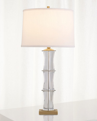 Port 68 Rivoli Crystal Lamp