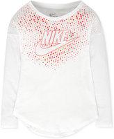 Nike Graphic-Print T-Shirt, Toddler & Little Girls (2T-6X)
