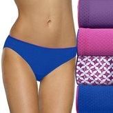 Fruit of the Loom Breathable Micro Mesh 4-pack + 1 Bonus Bikini Panties 5DBKBIK