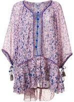 Poupette St Barth - printed beach dress - women - Cotton - One Size