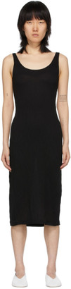 Raquel Allegra Black Easy Dress