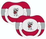 Baby Fanatic Alabama Crimson Tide Pacifiers Safe BPA Free