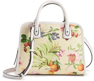 Dana Buchman Bowler Bag