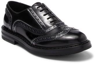 Attilio Giusti Leombruni Wingtip Leather Oxford