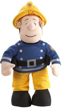 Fireman Sam 12inch Talking Toy