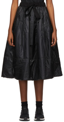 Y-3 Black CH3 Padded Skirt