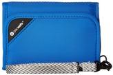 Pacsafe RFIDsafe V125 Anti-Theft RFID Blocking Trifold Wallet Wallet Handbags