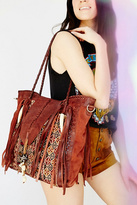 Free People Womens CANYONLAND TOTE