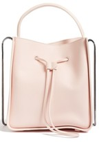 3.1 Phillip Lim Mini Soleil Leather Bucket Bag - Pink