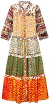 Thumbnail for your product : La Prestic Ouiston Flora Dress in Mix Panthere