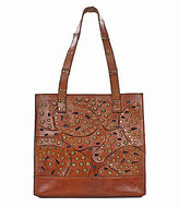 Patricia Nash Studded Link Collection Toscano Tote
