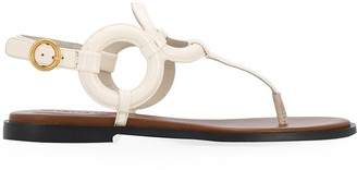 See by Chloe T-Bar Sandals