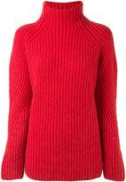 Iris von Arnim cashmere polo jumper - women - Cashmere - XL